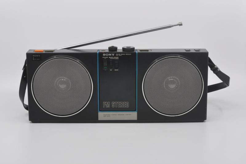 Sony SRF-80W (1980)