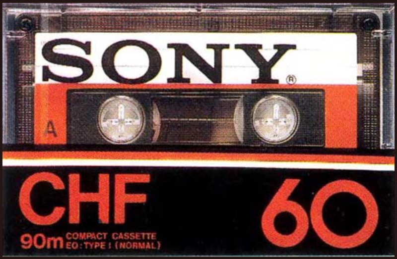 Sony CHF60 (1983)