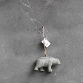 Decoratiehanger ijsbeer