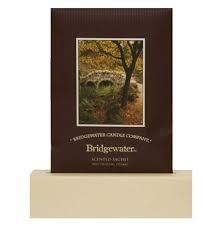 Bridgewater geurzakje houder wit