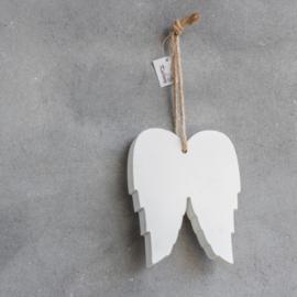Decoratiehanger houten vleugels