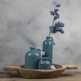 Kruik aardewerk Donkerblauw