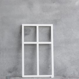 Houten frame wit