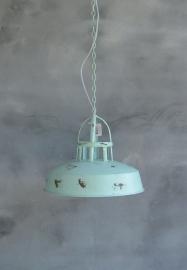 Hanglamp Industrieel Groen