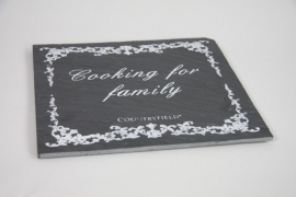 "Onderzetter ""Cooking for Family"""