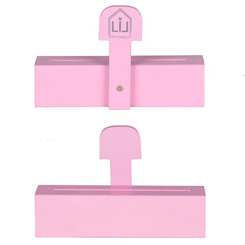 Bridgewater geurzakje houder roze