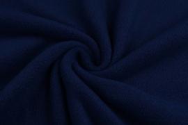 Polar fleece  Art FB0046  Kleur Donkerblauw - 5 meter