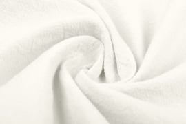 Gewassen katoen  Art:1561   kleur creme - 5 meter voor
