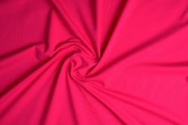 Tricot uni 155 cm breed kleur cyclaam  . Art 029 - 5 meter