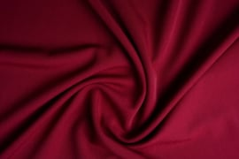 Spandex stretch € 5,95 per meter Art 81  Kleur donkerrood