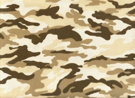 Legerstof ( Army) € 4,95 per meter Art B005