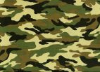 Legerstof ( Army) € 4,95 per meter Art B006