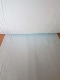 Boordstof  heel lichtblauw!  ART UV381  € 1,00  per meter