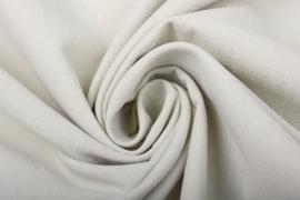 Gewassen katoen  Art:036  kleur beige  - 5 meter voor