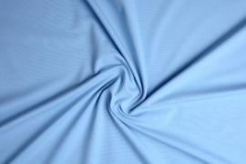 Tricot uni kleur baby blauw  Art 012 - 5 meter