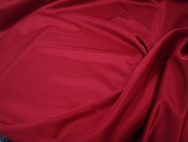 Chameuse stretch voering kleur bordeaux  € 2,50 per meter Art STRV14