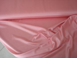 Chameuse stretch voering kleur zachtroze € 2,50 per mtr  ART STRV90
