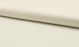 Katoen uni kleur off withe   4,95 euro per meter