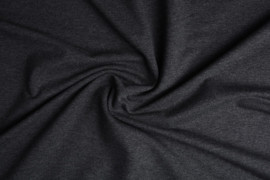 Frence Terry Tricot  Art 071 Antraciet grijs € 6,95 per meter