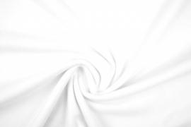 Polar Fleece  Art FB001  Kleur Wit - 5 meter