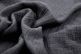 Hydrofiel doek 100% cotton kleur  72 grijs    5 meter voor