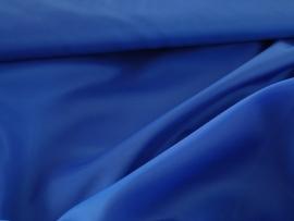 Polyester voering kleur  kobalt blauw € 1,50 p/mtr  5 meter voor : € 7,50 ART V09