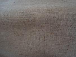 Jute stof 130 cm breed € 3,50 p/mtr  ART JuteB380