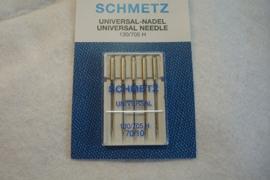 Schmetz naaimachine naalden universeel 70 / 10