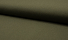 Canvas kleur groen  € 3,95 per meter Art 0186-014