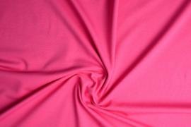 Tricot uni 155 cm breed kleur fuchsia  € 5,50  p/meter . Art 040
