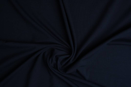 Tricot uni 155 cm breed kleur donkerblauw € 5,50 p/meter Art 130