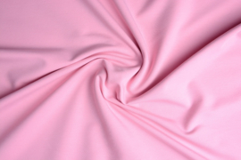 Frence Terry Tricot  Art 07 Baby roze € 6,95 per meter