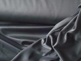 Chameuse stretchvoering kleur antraciet 150 cm breed € 2,50 per meter Art STR V71