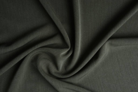Spandex stretch € 5,95 per meter Art 055  Kleur army green
