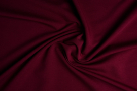 Frence Terry Tricot  Art 1777 Bordeaux € 6,95 per meter