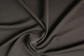 Spandex stretch € 5,95 per meter Art 029  Kleur Taupe