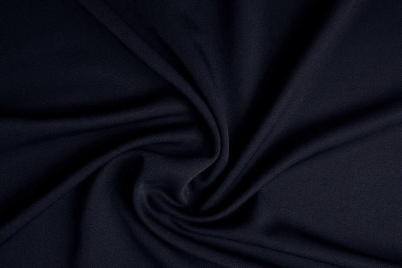 Spandex strech € 5,95 per meter Art 30 Kleur Donkerblauw