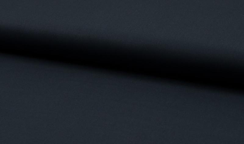 Katoen uni kleur Donkerblauw  4,95  euro per meter