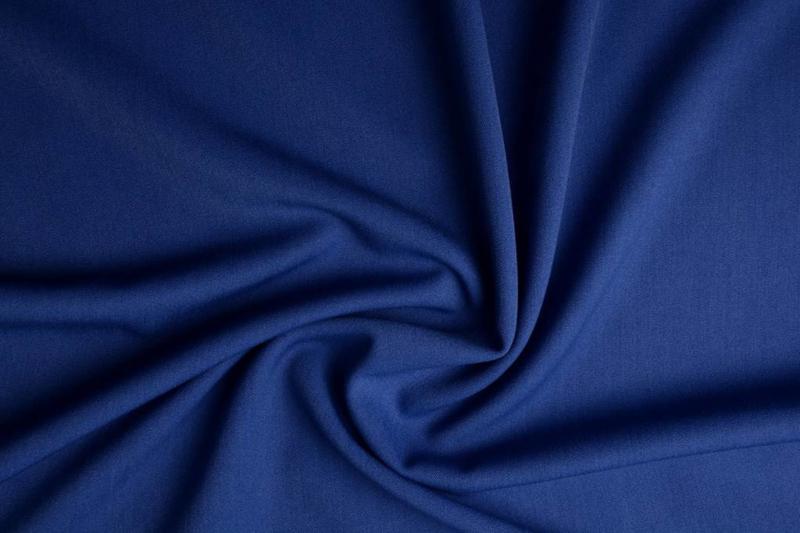 Spandex stretch € 5,95 per meter Art 009 Kleur koningsblauw
