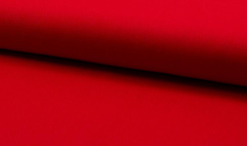 Canvas kleur oranje /rood € 3,95 p/m  Art 0186-010 - 5 meter voor