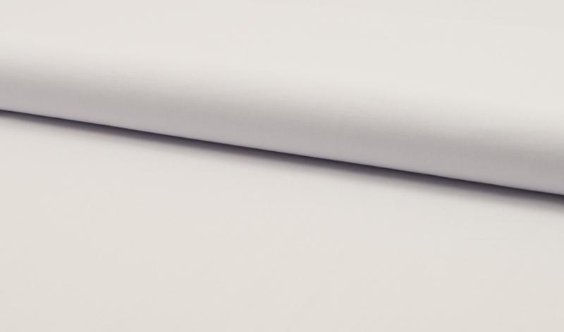 Katoen uni kleur wit 4,95 euro per meter