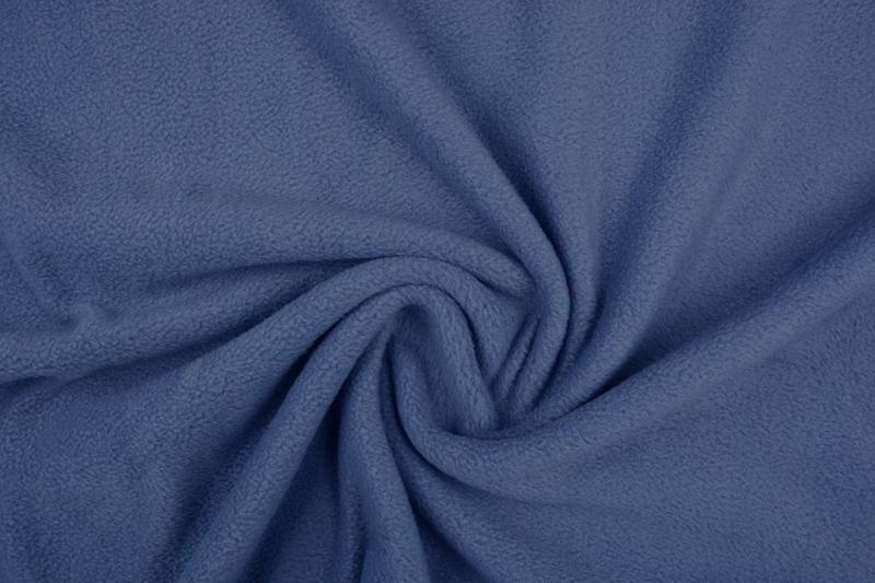Polar Fleece .Art FB0509   Kleur Jeans  - 5 meter