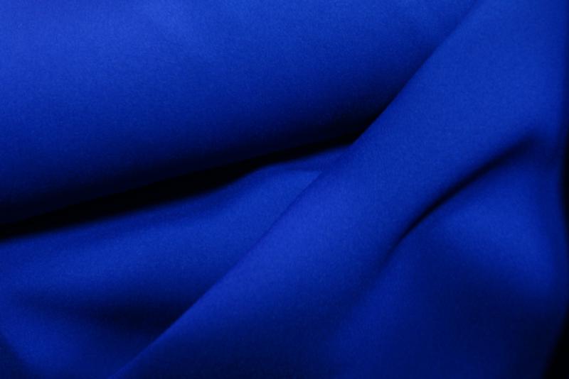 Texture BI Stretch kleur kobalt   Tex 09