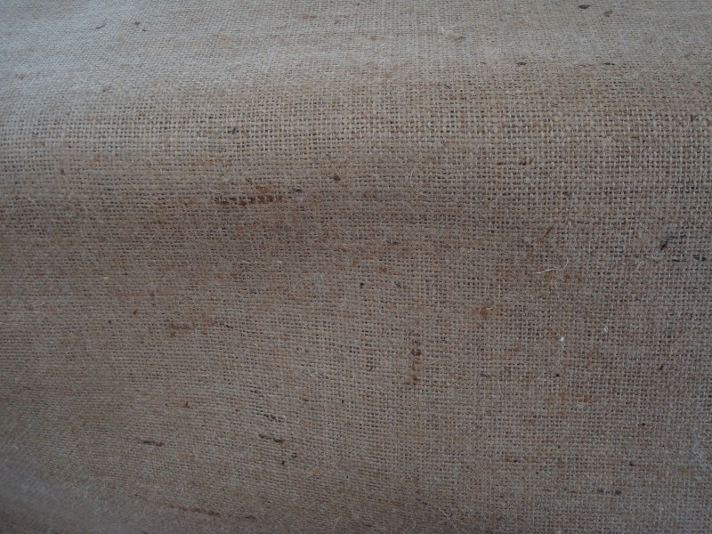Jute stof 130 cm breed € 3,50 p/mtr  ART JuteB2