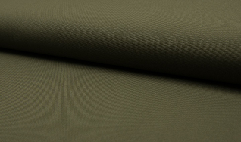 Canvas kleur groen  € 3,95 per meter Art 0186-011