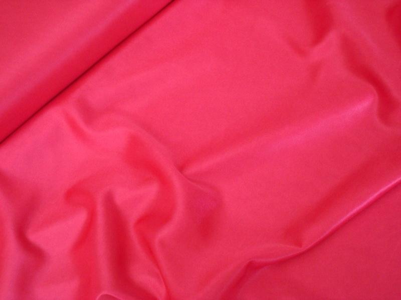 Chameuse stretchvoering Kleur fuchsia roze € 2,50 per meter Art STRV40
