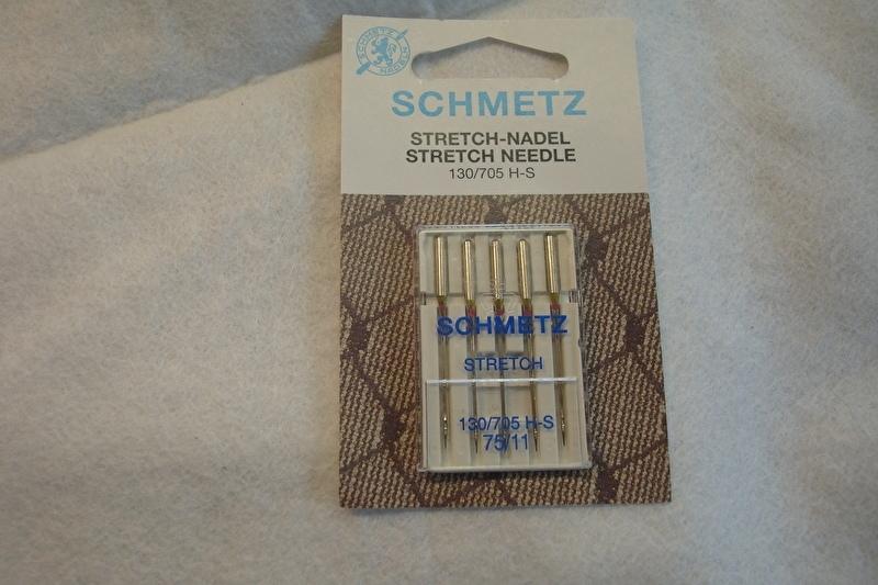 Schmetz  naaimachine naalden stretch  75  / 11