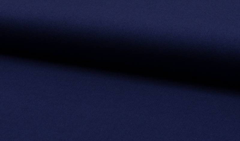 canvas kleur blauw  € 3,95 per meter Art 0186-005