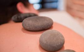 Hotstone massage 'kadobon'
