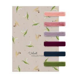 Milledeux - Velvet gift set